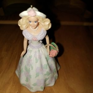 1995 Hallmark Barbie Ornament